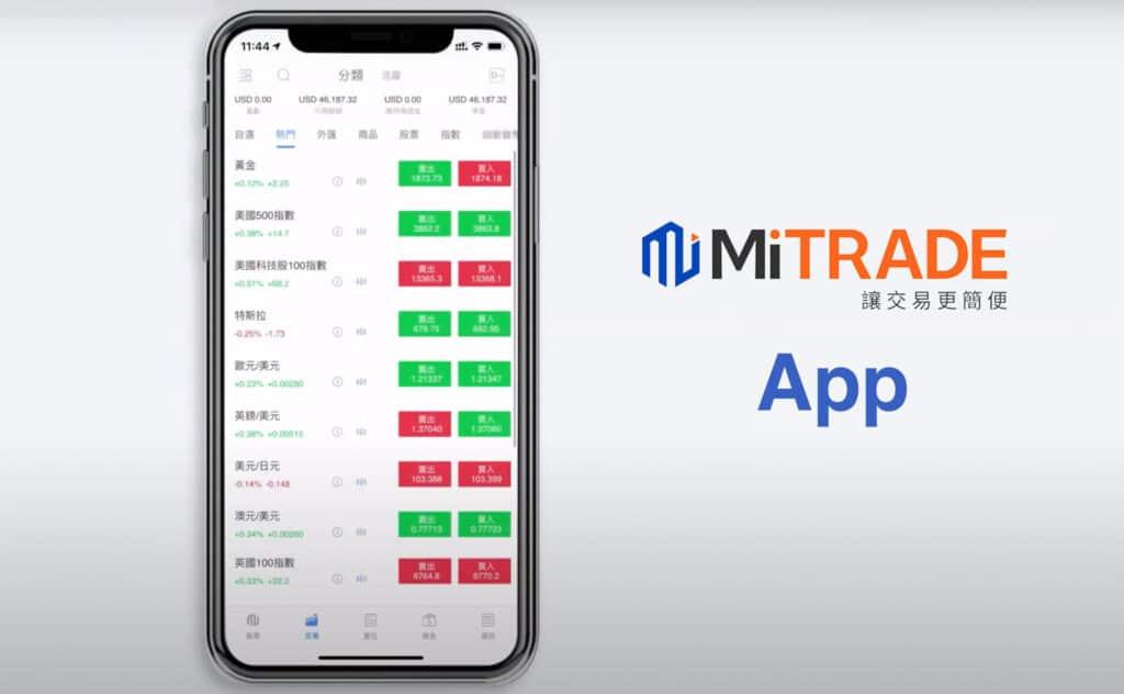Mitrade详细评价:Mitrade是黑平台吗?一个平台搞定炒币/股票/外汇